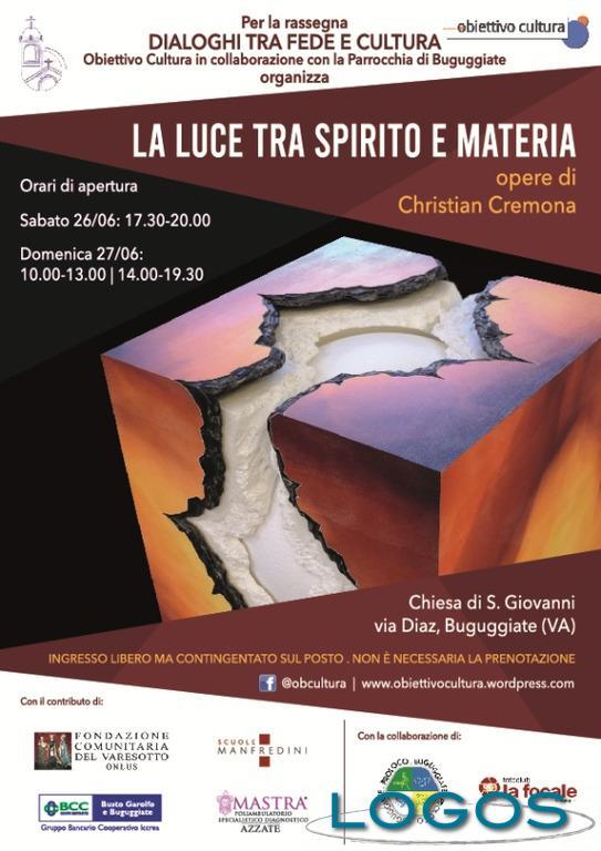 Eventi / Cultura - 'La luce tra spirito e materia'