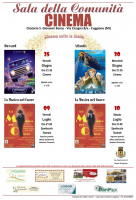 Cuggiono - Cinema all'aperto giugno 2021