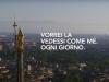 Milano - 'Vorrei la vedessi come me. Ogni giorno' (Foto internet)