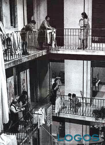 """Trucioli di Storia - """"Il mio cortile..."""""""