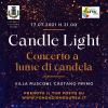 Castano / Eventi - 'Candle Light'