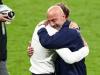 Sport - L'abbraccio e le lacrime tra Mancini e Vialli (Foto internet)