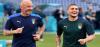 Sport - Gianluca Vialli con Marco Verratti (Foto internet)