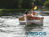 Turbigo / Eventi - 'Carton Boat Race'