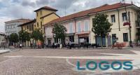 Arconate - La piazza