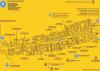Castano - Mappa del commercio