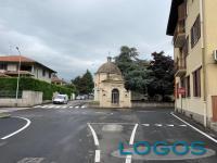 Cuggiono - Nuova intersezione via Cicogna e via Annoni