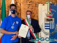 Corbetta / Sport - Riconoscimento a Francesco Amato
