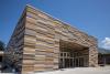 Attualità - Il nuovo auditorium di Amatrice