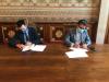 Legnano - La firma dell'accordo