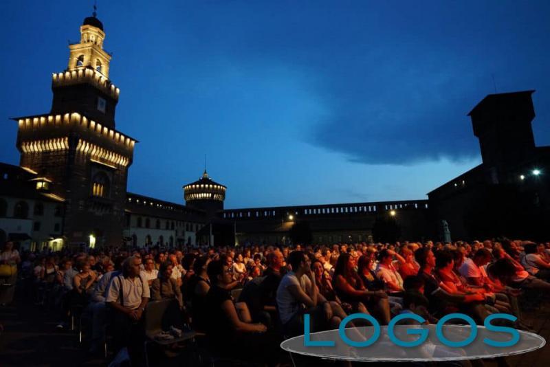 Milano - Uno dei tanti eventi in città
