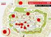 Eventi - Mappa Lucca Comics 2021