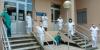 Busto Arsizio - Parte dello staff di Malattie Infettive di Busto