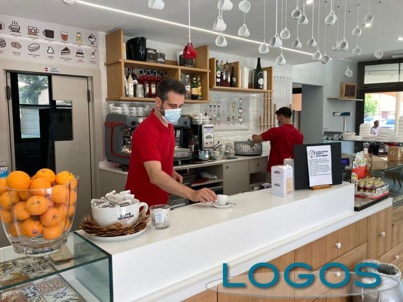 Busto Garolfo - Il 'Café Gourmand'