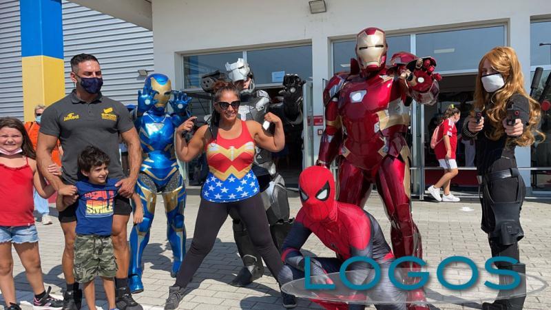Cameri - Sport e supereroi a Cameri
