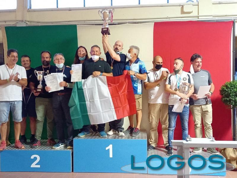 Sport / Castano / Legnano - Campioni italiani di tiro rapido sportivo