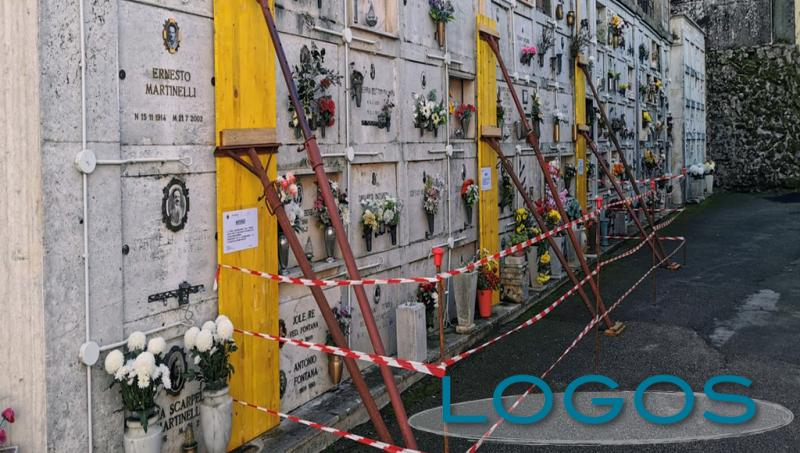 Attualità - Messa in sicurezza dei cimiteri (Foto internet)