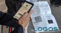 Attualità - 'Green pass' (Foto internet)