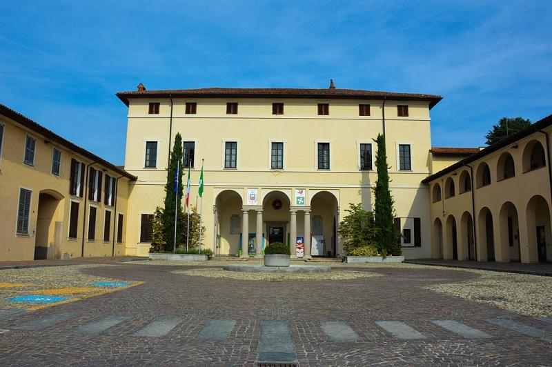 Robecchetto - Municipio (Foto internet)