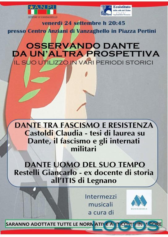Eventi - 'Osservando Dante da un'altra prospettiva'