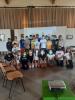 Arconate / Buscate - Gli studenti dell'Omnicomprensivo