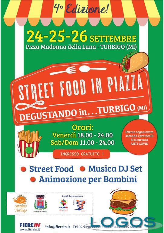 Turbigo / Eventi - 'Street Food in piazza'