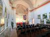 Cuggiono - L'interno della chiesetta di Santa Maria in Braida