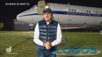 Territorio / Televisione - 'Scherzi a parte' a Volandia