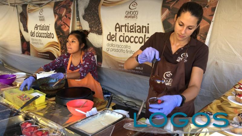 Cuggiono - Laboratorio di cioccolato in Villa Annoni 2018