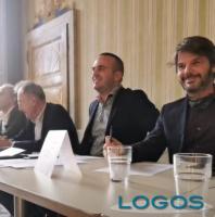 Territorio - Federico Scarioni durante la presentazione