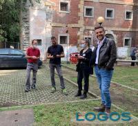Busto Arsizio - Daniele Bossari a Busto Arsizio