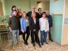 Turbigo / Politica - Il nuovo sindaco Allevi con alcuni componenti della sua lista