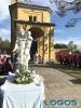 Vanzaghello - Corona vivente del Rosario (Foto d'archivio)