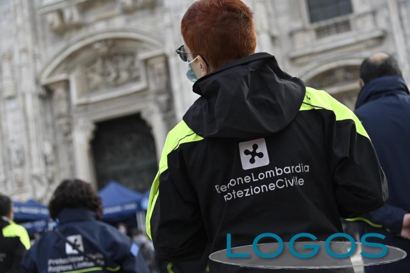 Milano - Protezione Civile (Foto internet)