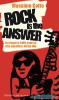 Musica - 'Rock is the answer'