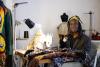 Storie - Ben al lavoro con alcuni abiti (Foto Eliuz Photography)