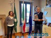 Inveruno - Il sindaco Sara Bettinelli e Luigi Gariboldi