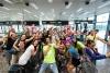 Malpensa - Gate party verso Tomorrowland