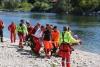 Turbigo - I soccorritori al lavoro sul posto (Foto Eliuz Photography)