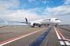 Malpensa - L'Airbus 350 XWB di Latam