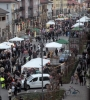Turbigo - Un mercatino di Natale degli scorsi anni (Foto d'archivio)