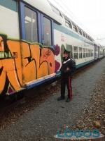 Attualità - Vandalismi sui treni (Foto internet)