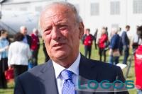 Volandia - Il generale Salvatore Bellia, pilota personale del presidente Sandro Pertini