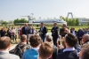 Volandia - Inaugurato lo storico DC9.2