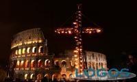 Generica - Via Crucis al Colosseo