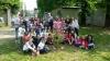 Turbigo - Lo scrittore Roberto Piumini con gli alunni della Primaria