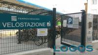 Magnago / Vanzaghello - Velostazione (Foto internet)