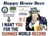 Turbigo - La 'Happy House Beer' tenta il record