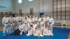 Castano Primo - Un gruppo di atleti del JKS