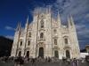 Milano - Il Duomo in una giornata di sole